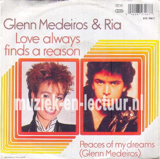 Love always find a reason - Pieces of my dreams