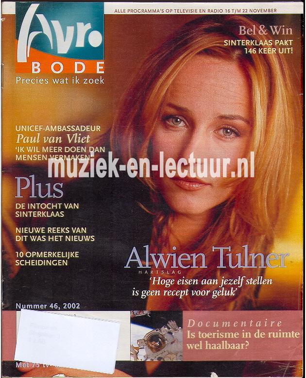 AVRO bode 2002, nr.46