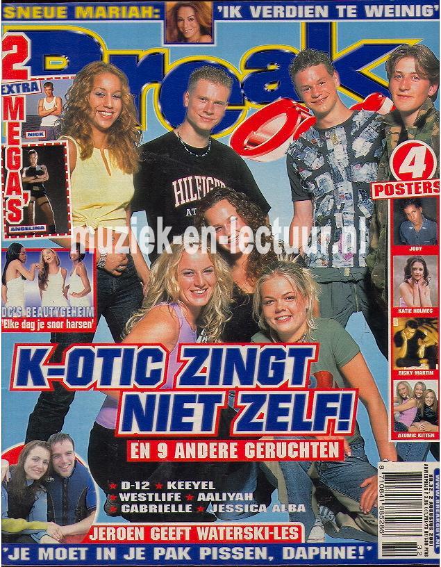 Break out 2001 nr. 32