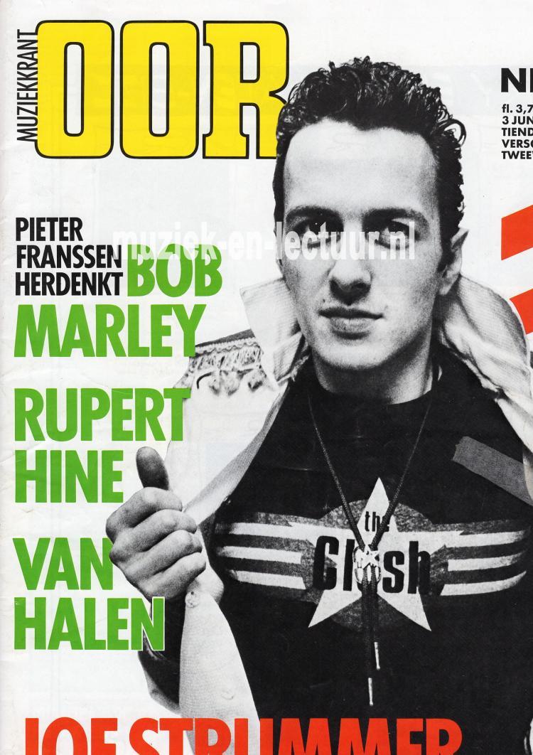 Muziekkrant Oor 1981 nr. 11