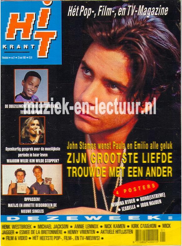 Hitkrant 1992 nr. 21