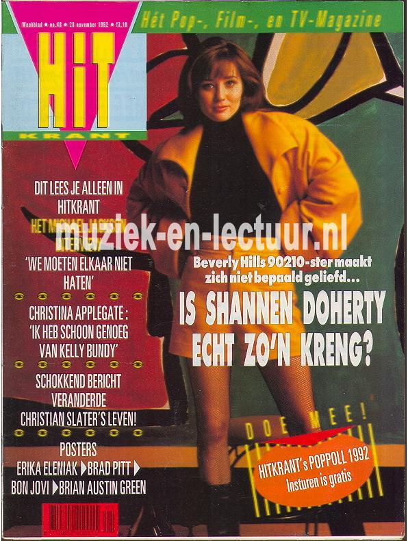 Hitkrant 1992 nr. 48