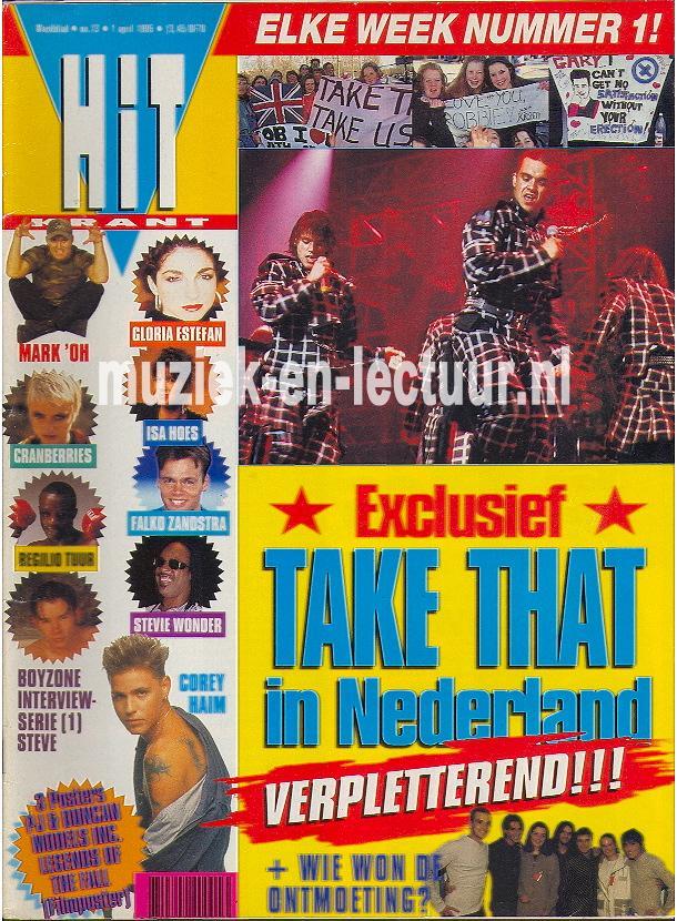 Hitkrant 1995 nr. 13