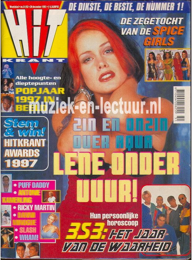 Hitkrant 1997 nr. 51 / 52