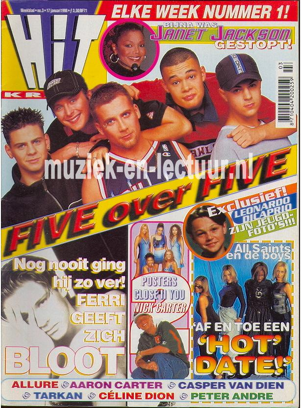 Hitkrant 1998 nr. 03