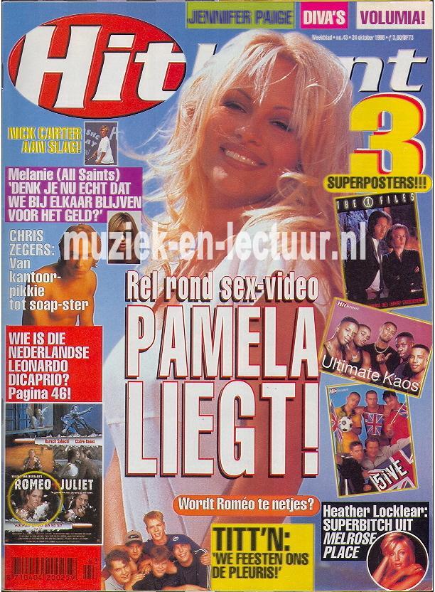 Hitkrant 1998 nr. 43