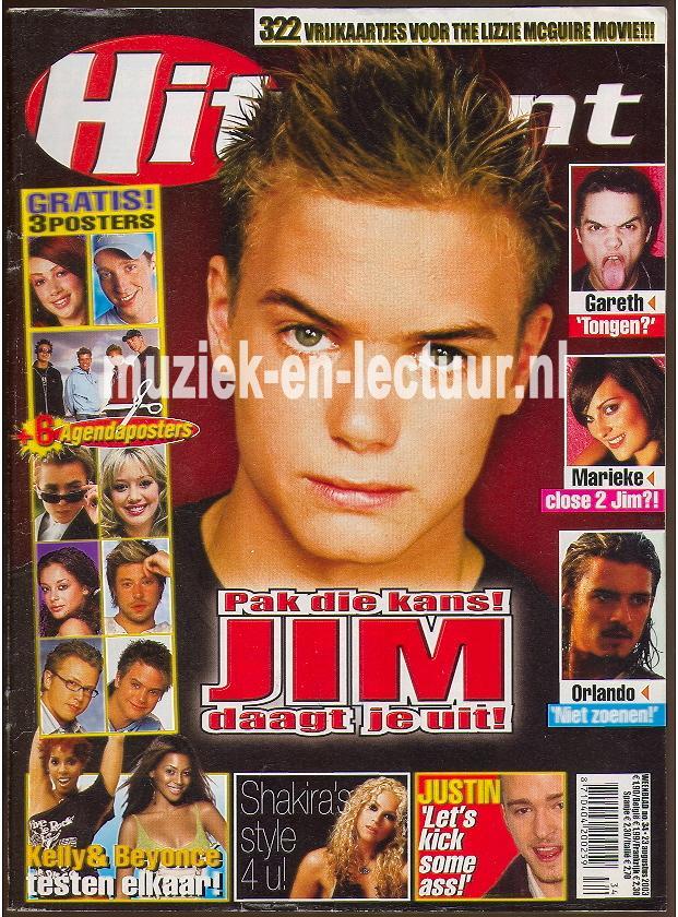 Hitkrant 2003 nr. 34
