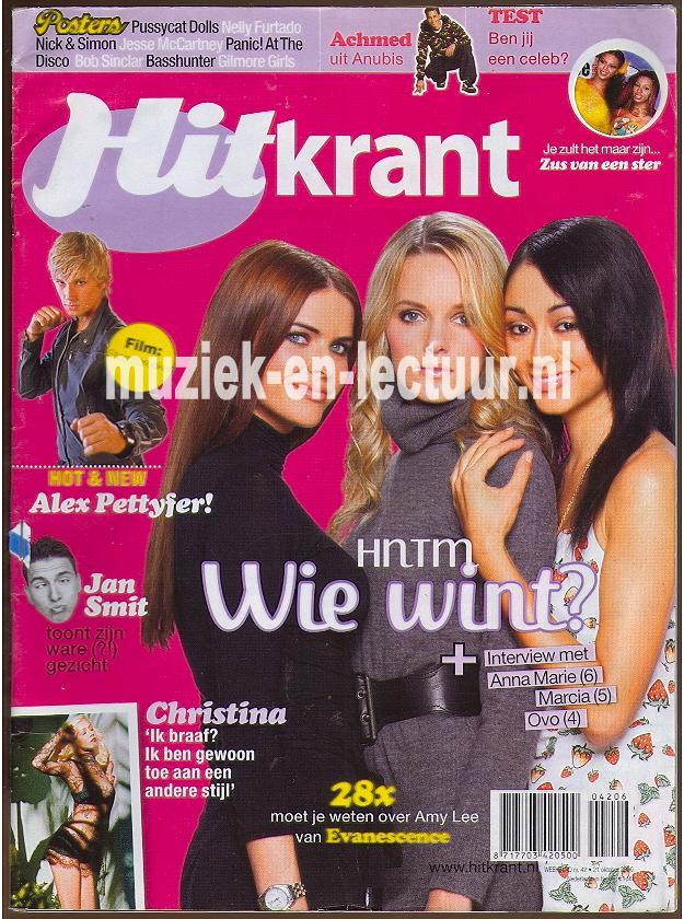 Hitkrant 2006 nr. 42