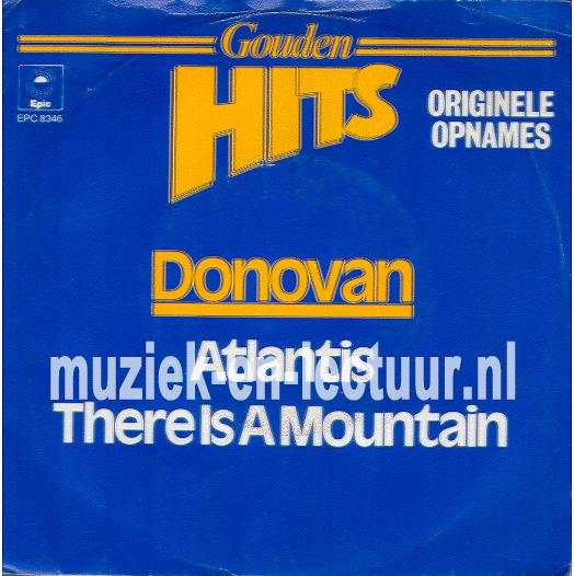 Atlantis - There is a mountain