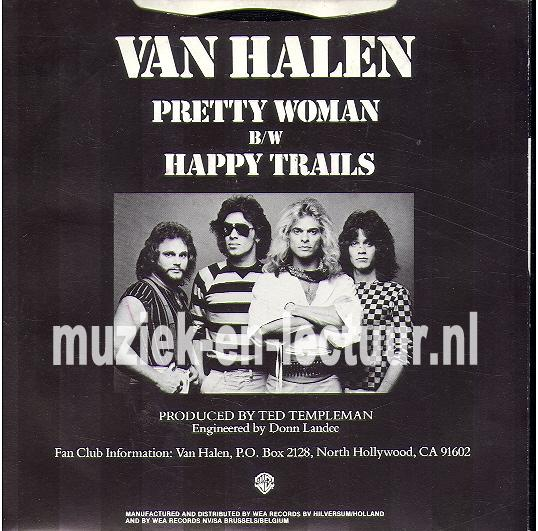 Pretty woman - Happy trails