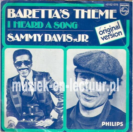 Baretta's theme - I heard a song