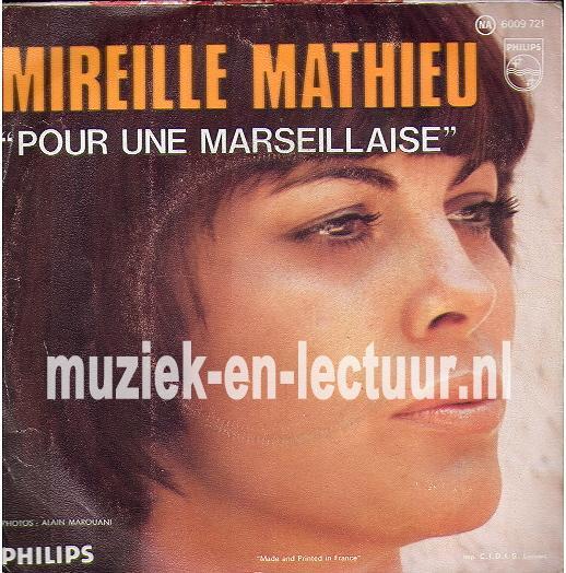 Addio - Pour une Marseillaise