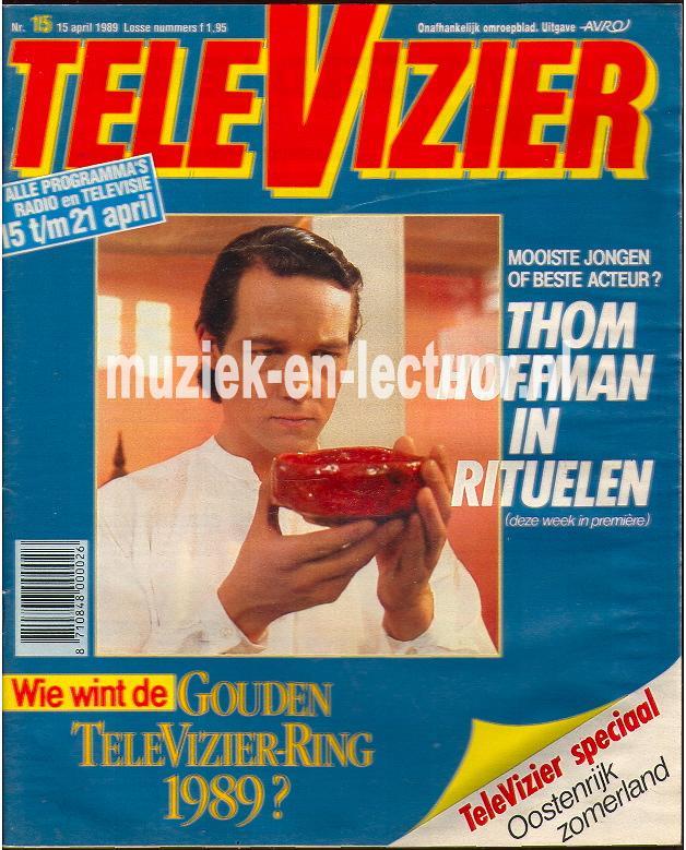 Televizier 1989 nr.15
