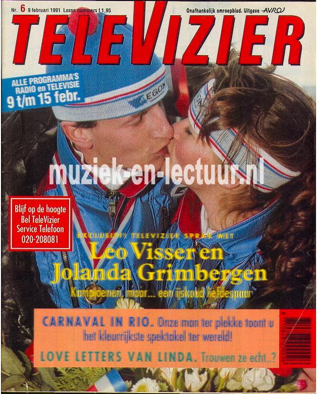 Televizier 1991 nr.06