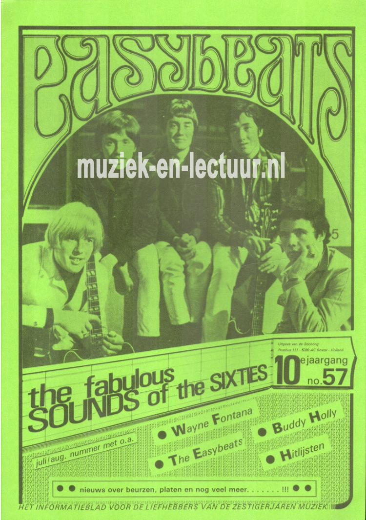 The Fabulous Sounds of The Sixties no. 57
