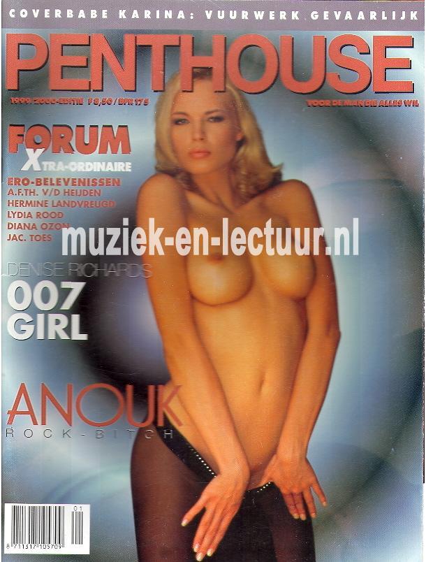 Penthouse 1999 / 2000 nieuwjaarseditie