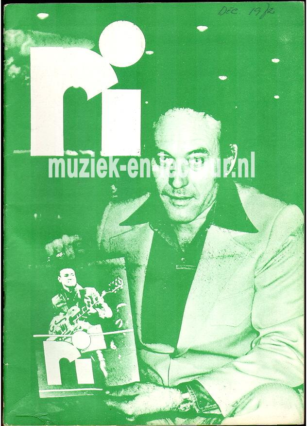 Rockville International 1972 december
