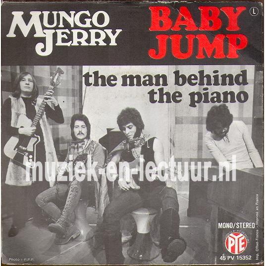 Baby Jump - The man behind the piano