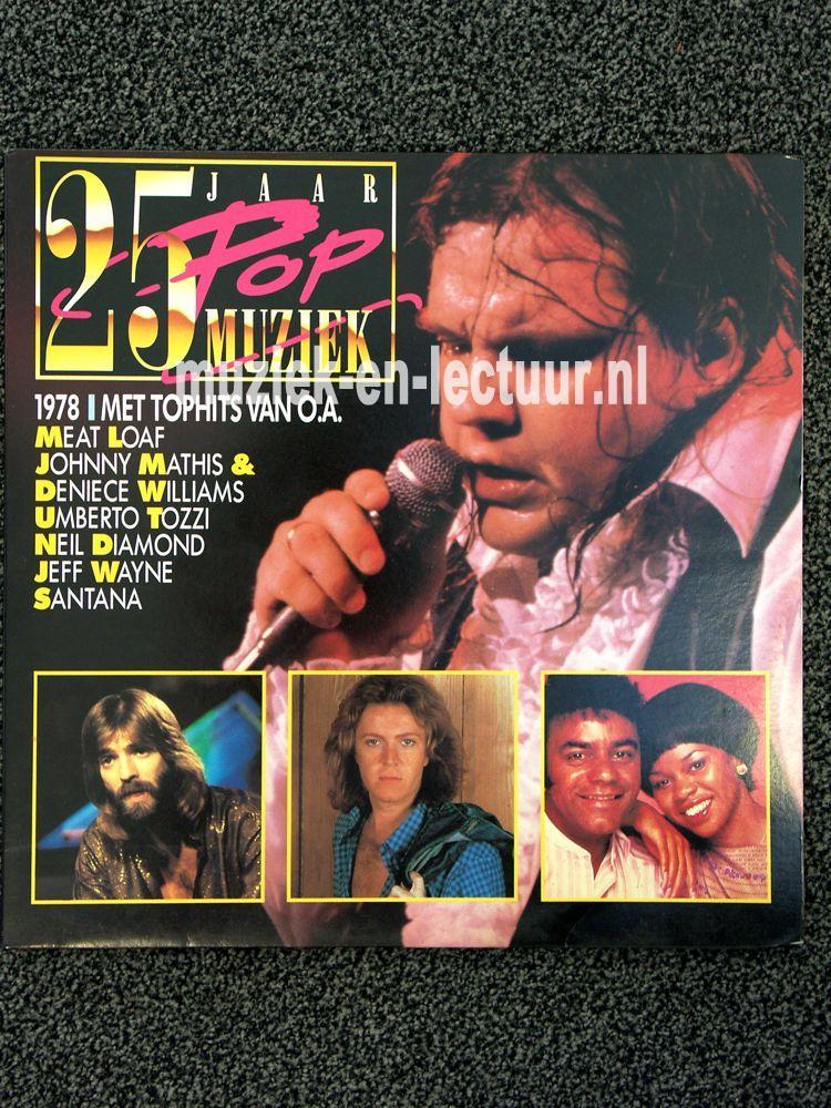 25 jaar Popmuziek 1978