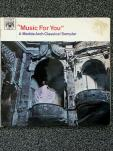 """Music for you"" A marble arch classical sampler"