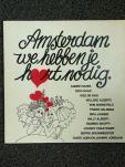 Amsterdam we hebben je hart nodig