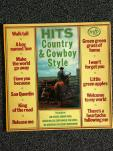 Hits Country and Cowboy Style