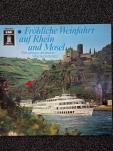 Frohliche weinfahrt auf Rhein und Mosel