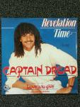 Captain Dread Love is to give