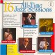 16 All-Time Jazz Sessions – 1