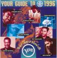 Your Guide To The North Sea Jazz Festival 1996