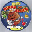 M&M's sings the blues