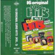 16 original Euro hits vol.3