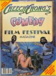 Cheech and Chong's comedy Film festival magazine 1982