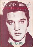 It's Elvis time 1981 nr. 150