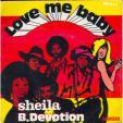 Love me baby - I keep hangin' on