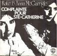 Complainte pour Ste-Catherine - Blues in D
