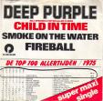 Child in time - Smoke on the water - Fireball