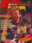 Metal Hammer & Aardschok 1986 nr. 09