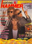 Metal Hammer & Aardschok 1987 nr. 09
