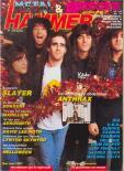 Metal Hammer & Aardschok 1988 nr. 01