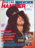 Metal Hammer & Aardschok 1988 nr. 11