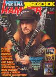 Metal Hammer & Aardschok 1988 nr. 06