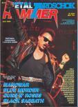 Metal Hammer & Aardschok 1989 nr. 06