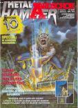 Metal Hammer & Aardschok 1990 nr. 10