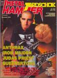 Metal Hammer & Aardschok 1990 nr. 12