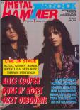 Metal Hammer & Aardschok 1991 nr. 10