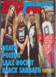 Metal Hammer & Aardschok 1991 nr. 12
