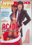 Metal Hammer & Aardschok 1991 nr. 01