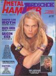 Metal Hammer & Aardschok 1991 nr. 02