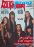 Metal Hammer & Aardschok 1992 nr. 01